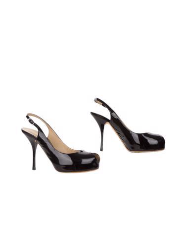 Siyah Giuseppe Zanotti Ayakkabı