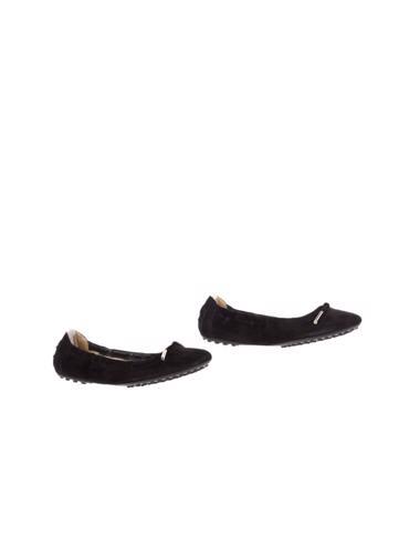Siyah Tod's Ayakkabı