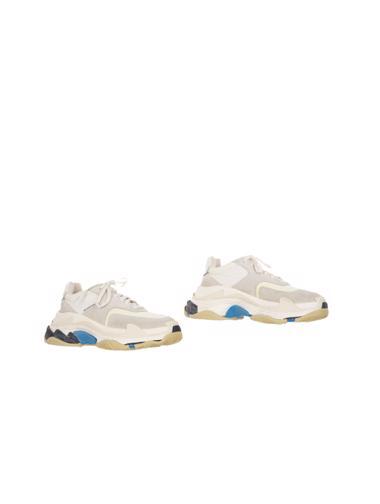 Beyaz Balenciaga Ayakkabı