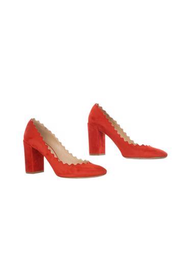 Kırmızı Chloe Ayakkabı