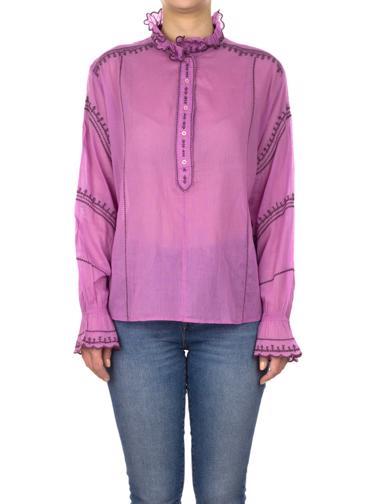 Pembe Isabel Marant Etoile Bluz