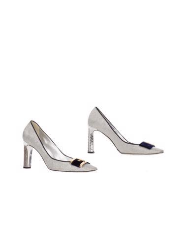 Gümüş Dolce&Gabbana Ayakkabı