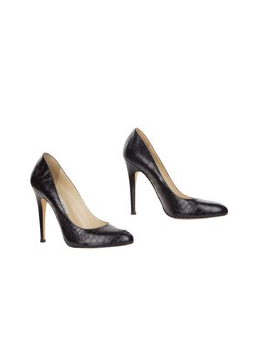 Siyah Jimmy Choo Ayakkabı