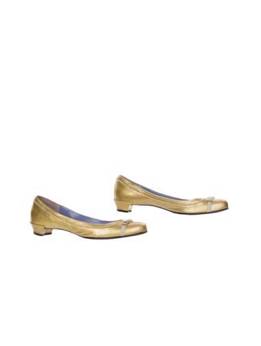 Altın Marc Jacobs Ayakkabı