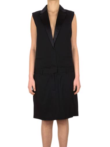 Siyah Celine Elbise