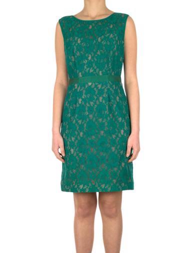 Yeşil BCBG Max Azria Elbise