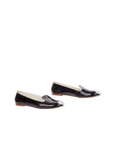 Siyah Hogan Ayakkabı